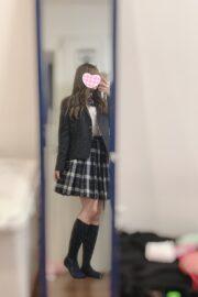 6/24体験入店初日あめ(JK上がりたて18歳)