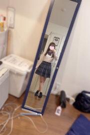 9/26体験入店初日かなん(JK上がりたて18歳)